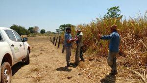 Para medir a qualidade dos serviços prestados aos agricultores, foram aplicados questionários aos beneficiários da ATER - Governo do Tocantins