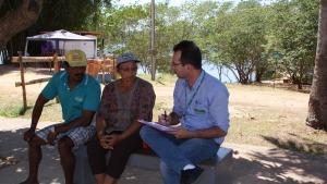 O levantamento buscou dados capazes de determinar a satisfação do agricultor beneficiado pela Assistência Técnica e Extensão Rural (Ater) - Governo do Tocantins