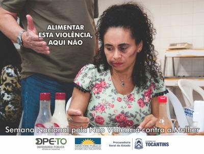 Campanha Nacional pela Não Violência Contra a Mulher