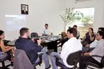 Presidente da ATR recebe empresários do setor de softwares - Núbio Brito/Governo do Tocantins