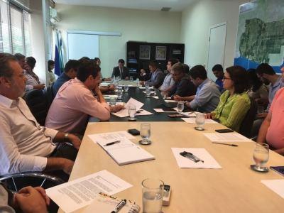Na ocasião, foram apresentadas e discutidas as principais estratégias adotadas atualmente pelo Tocantins para o crescimento com baixo impacto.