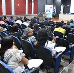 Representantes das Associações das 43 escolas da regional participaram da Formação