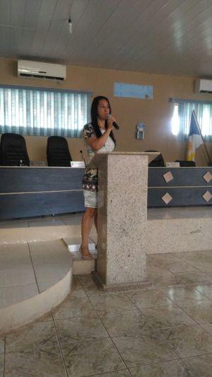A educadora ambiental, Edna Mendonça ressalta a importância das atividades do Protocolo do Fogo