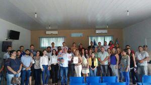 A reunião de implantação do Protocolo do Fogo em Fátima, aconteceu nesta quinta-feira, 9
