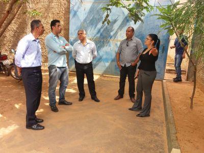 Reunião com demais gestores de unidades socioeducativas de Palmas.