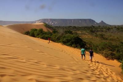 O Tocantins, juntamente com o Distrito Federal, Goiás, Mato Grosso e Mato Grosso do Sul, divulga seus destinos