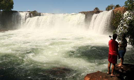 O aumento do fluxo de turistas na região as diversas formas de divulgação que são feitas tanto pelo Governo do Tocantins, como também pela internet e meios de comunicação