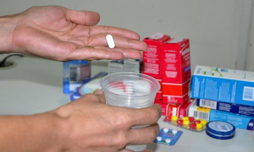 Uso inadequado de medicamentos é responsável por mais de 10% das internações hospitalares em todo o mundo