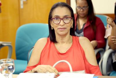 Leila Florêncio, diretora regional de Arraias, salientou que durante estas reuniões é possível trabalhar o desenvolvimento da aprendizagem