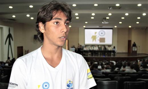 Irineu Neto da Silva falou sobre o seu projeto