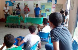 APA de Lajeado é tema de discussão em Feira de Ciências do município