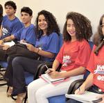 Os jovens protagonistas irão atuar como multiplicadores no acolhimento de novos estudantes em 2018
