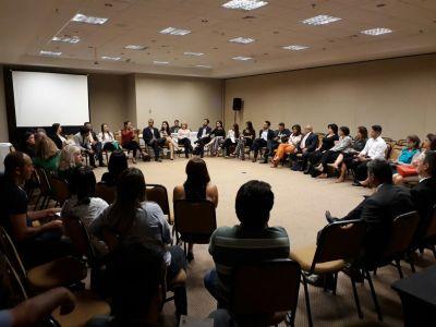 A 8ª Conferência Brasileira de Arranjos Produtivos Locais (CBAPL) foi realizada pelo Ministério da Indústria, Comércio Exterior e Serviços