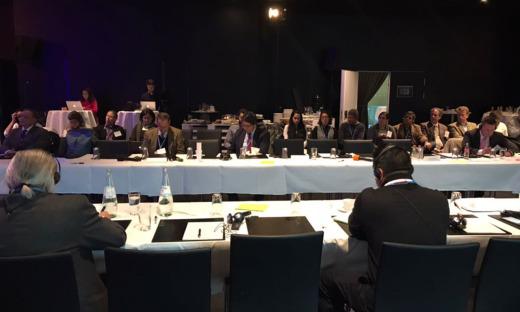 Encontro dos membros do GCF ocorre dentro da programação da COP 23, em Bonn, na Alemanha