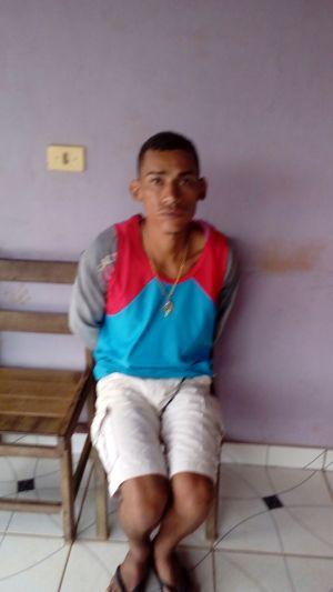 Foragido da cadeia de Miranorte é preso em Caseara