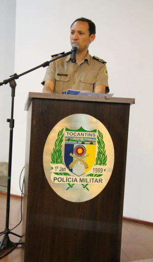 Comandante Geral da PM, Edvan de Jesus Silva