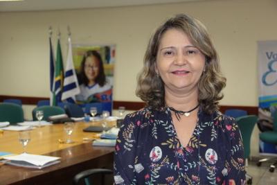 A diretora da DRE de Araguaína, Maria Florismar do Espírito Santo, destacou a proximidade entre Seduc e unidades escolares