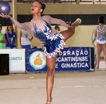 Ginástica Rítmica será uma das modalidades nos Jogos Escolares da Juventude