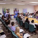 Os 13 diretores regionais de educação apresentaram suas demandas e contribuições para o planejamento do ano letivo de 2018