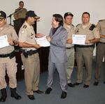 Os participantes do evento receberam certificado de participação