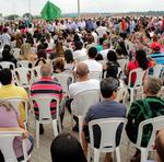População comemora os 59 anos de emancipação do município com inauguração de obras