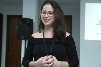 Segundo Luciléia Maria Casali, o curso proporciona a adequada manipulação dos alimentos