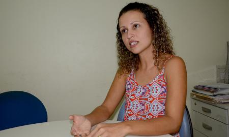 Andreza Correia da Silveira afirmou que o Estado possui atualmente cerca de 400 profissionais atuando na área de odontologia