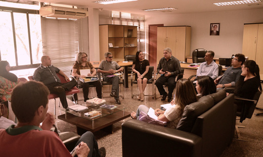 Secretário Glauber se reúne com presidentes e representantes de conselhos estaduais vinculados à Seciju