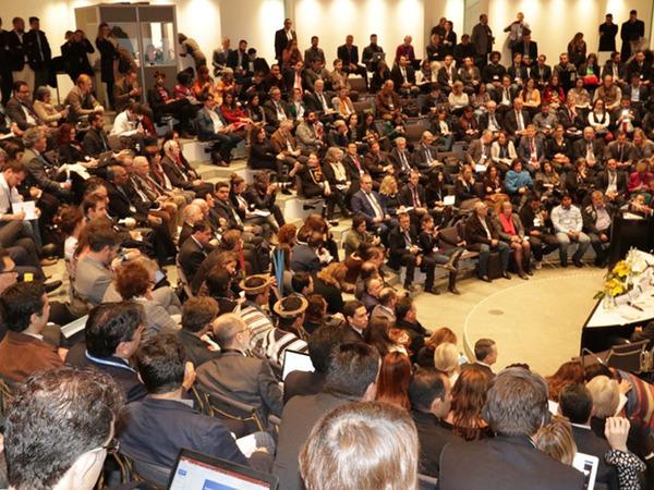 Evento contou com a presença de autoridades e organizações nacionais, internacionais e da Comitiva do Tocantins