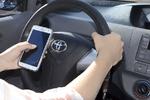 Uso do celular ao volante