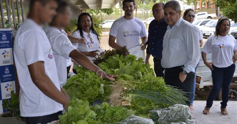 O secretário da Cidadania e Justiça, Glauber de Oliveira, aprovou a iniciativa e destacou a importância de garantir aos adolescentes a inserção na sociedade novamente