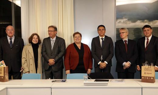Governador Marcelo Miranda e comitiva buscam parceiros na Holanda