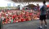 Edição do projeto Bombeiros em Ação em comemoração ao Dia da Criança em Palmas
