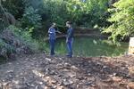 Córrego Piauzinho já foi utilizado para abastecer município
