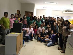 Encerramento do encontro sobre licenciamento ambiental municipal em Araguaina