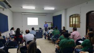 O Naturatins tem Termos de Cooperação técnica com as prefeituras de Araguaína, Gurupi, Porto Nacional e Palmas