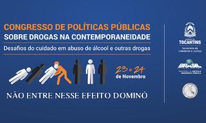 São ofertadas 660 vagas, sendo 400 para participação presencial, em Palmas, e mais 260 vagas para as comarcas do Estado, por videoconferência