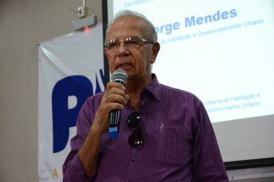 Jorge Mendes, foi eleito diretor da Região Norte da nova diretoria da Associação Brasileira de Cohabs e Agentes Públicos de Habitação (ABC)