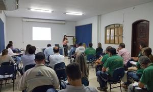 A gerente de Licenciamento Ambiental, Larissa Cintra, esclareceu que os Termos de Cooperação foram firmados com base na Resolução do Coema Nº 73/2017