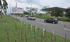 Atualmente o Tocantins conta com uma frota de 661.939 veículos. Só em Palmas, a frota é de 176.624 mil veículos