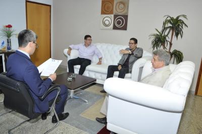 Procurador Geral de Justiça, Clenan Renaut, parabeniza a iniciativa da Secad