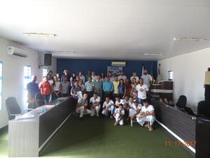Além dos membros do Conselho Gestor da APA, também participaram do encontro, o prefeito de Ponte Alta do TO e prefeito de Novo Acordo