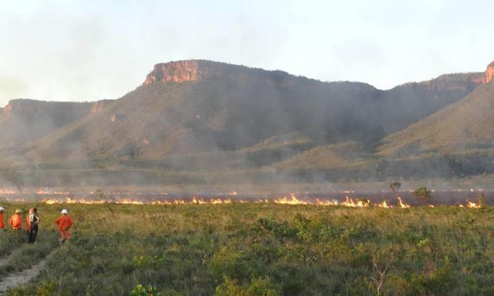 O Seminário irá discutir sobre o manejo integrado do fogo