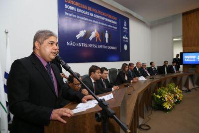 Secretário da Cidadania e Justiça diz que Governo trabalha na Prevenção, no tratamento, na reinserção social e na repressão.