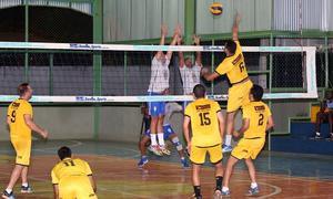 Equipe de servidores da SSP/Seduc conquistou o título do voleibol masculino dos Jogos dos Servidores Públicos