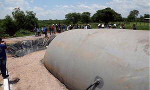 O objetivo do Dia de Campo é incentivar a utilização de biodigestores no Estado