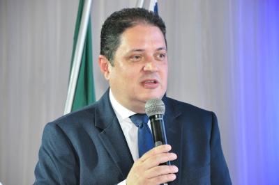 Paulo Antenor - secretário da Fazenda