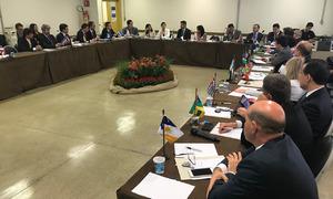 Também foram debatidas sugestões para inclusão de regramento, nas Leis de Diretrizes Orçamentárias dos Estados