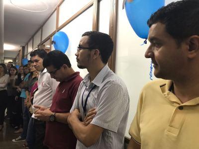 PGE Sérgio do Vale agradece participação de servidores no Novembro Azul