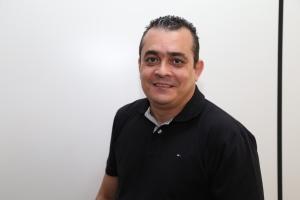 Conciliador  do nucleo do Procon de Dianópolis Jeferson Póvoa  Fernandes -foto Ademir dos Anjos.JPG